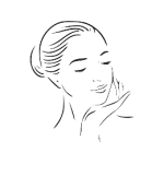 woman-face-illustration-icon-line-260nw-1033690807